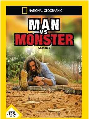 Nat Geo Man vs. Monster
