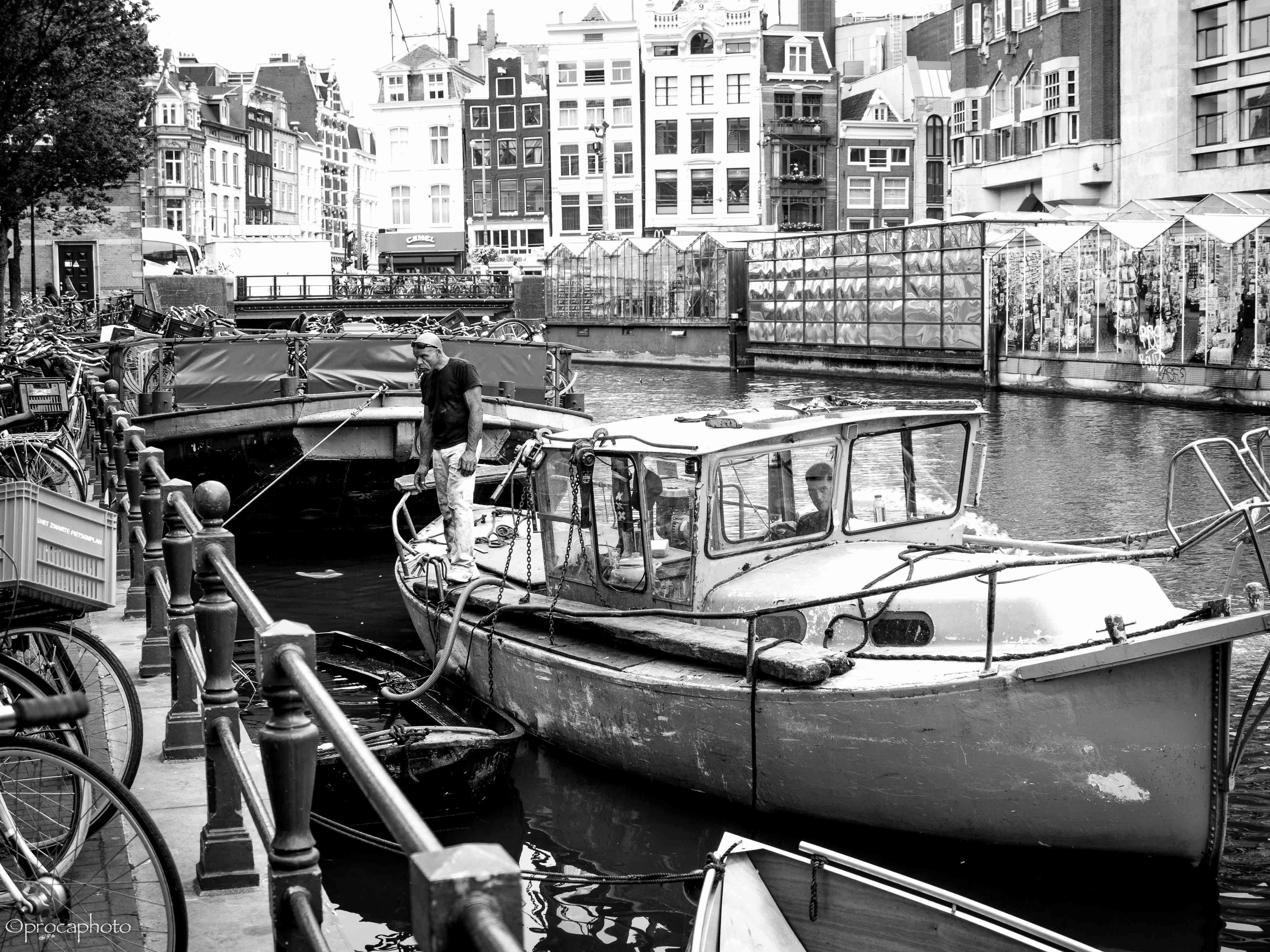 Amsterdam stop