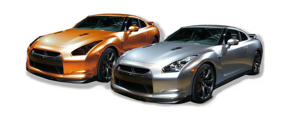 Nissan GTO-R copy