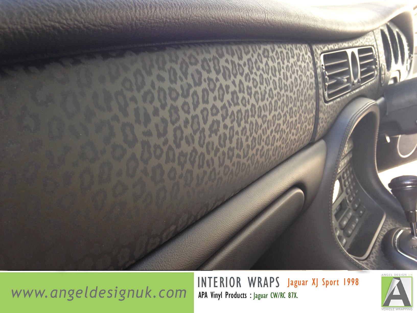 INTERIOR WRAPS JAGUAR PIC 4