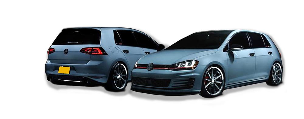 VW GOLF copy