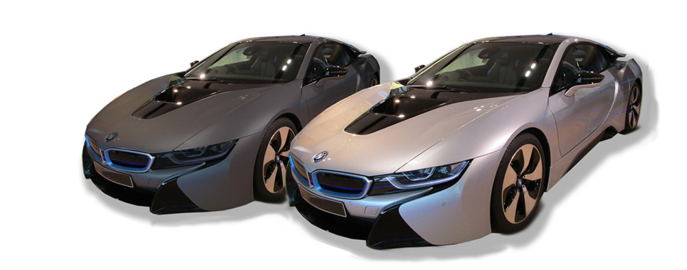 BMW i8 copy