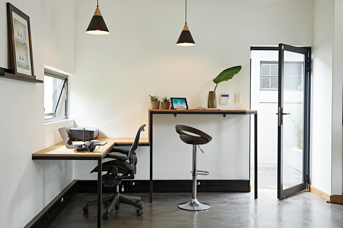 Producer's desk