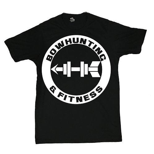 Men's Round Logo T-Shirt