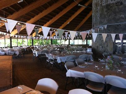 Eastenders Pie and Mash Wedding