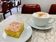 Coffee & Cake at Eastenders