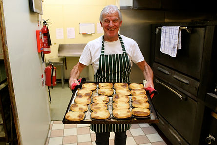 Delicious Pies at Eastenders Pie and Mash