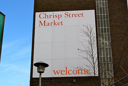 Chrisp Street Market Eastenders Pie and Mash
