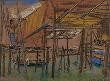 Chen Wen Hsi_Boat Quay (1950s).jpg