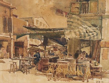 Leng Joon Wang_Food Store in Chinatown (