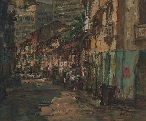 Tan Choh Tee_The Corner of Circular Road