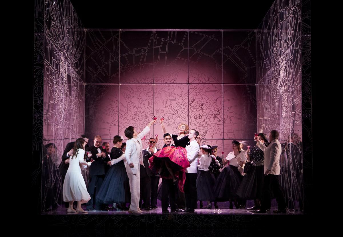 Orfeo ed Euridice/Gluck