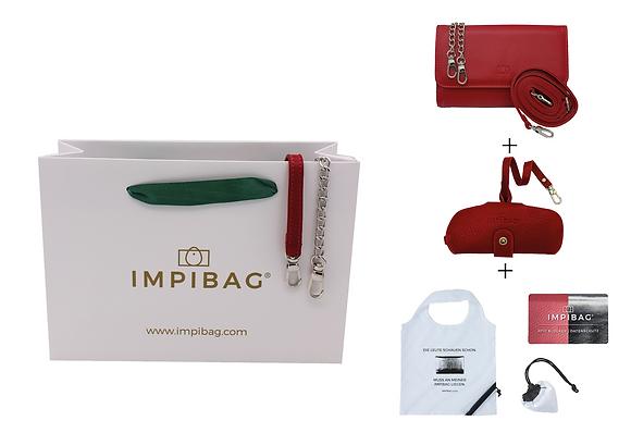 IMPIBAG Set Rot