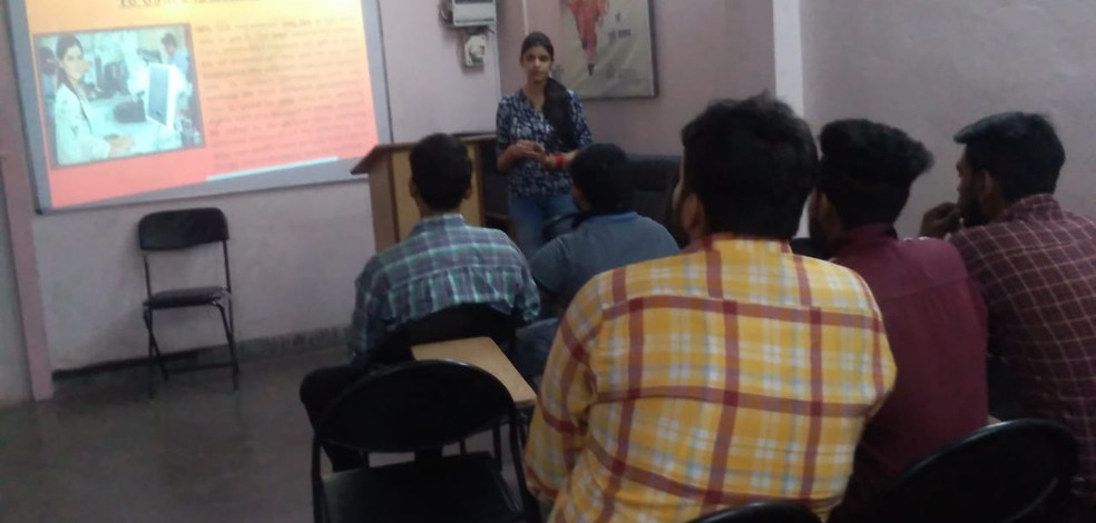 Seminar on Intership & Induction Conducted on 29th June