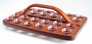 Communion Wine Trays