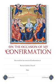Sacraments & Church Certificates