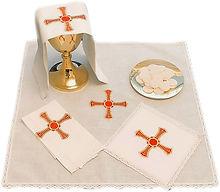 St Cuthbert Cross Linens