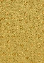Easter & Lent Vestments Gold Damask Fabric