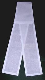 White Cotton Preaching Bands