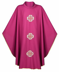 Adven Chasubles