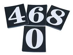 Hymn Board Numbers