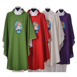 Year of Mercy Vestments