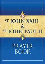 John Paul II & John XXIII Prayer Book