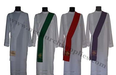 North East Church Supplies Deacon Stoles