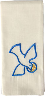 Church Linens - Batismal Towel