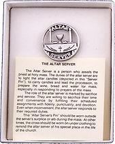 Altar Sever Badge