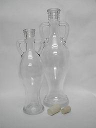 Glassware - cruets