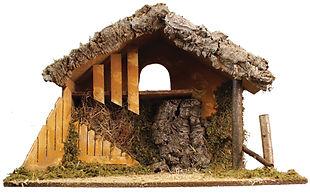 Nativity Shed