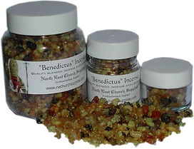 North East Church Supplies own blended incense