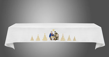 Christmas Altar Cloth