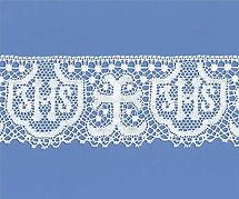 Cotton Ecclesiastical Lace