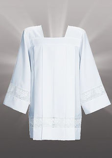 Clergy & Lay Cottas and Surplices