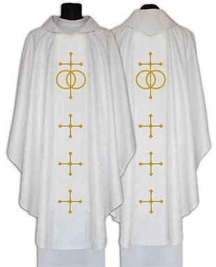 C631 Woven Wedding Chasuble5.jpeg