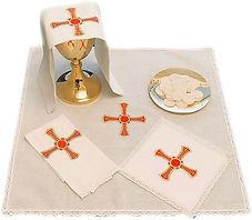 Church altar linens