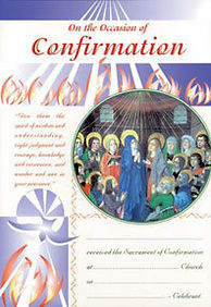 Sacraments & Church Certificates