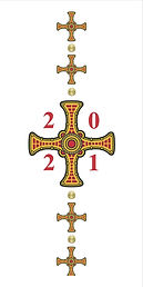 Vinyl Paschal Candle Transfer - CTSF15