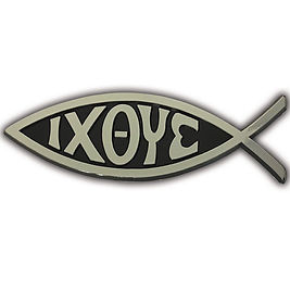 Christian Fish Emblems