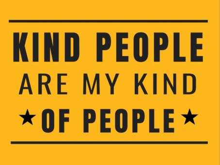 Seres amables para una vida mejor.