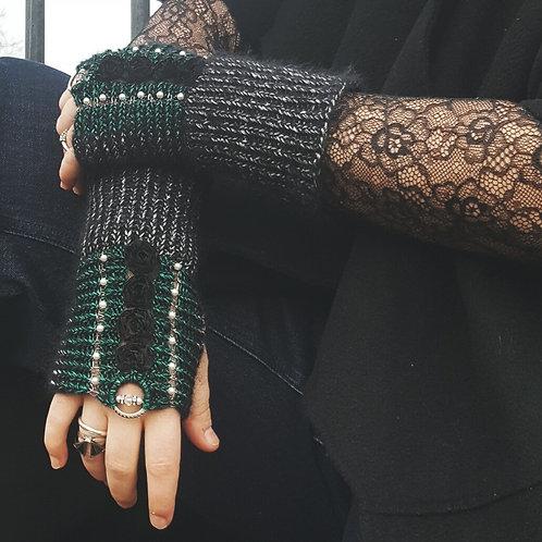 Emerald Cuffs