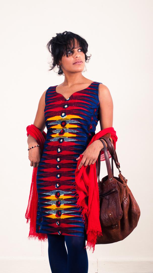 Robe ethnique  Koumassi