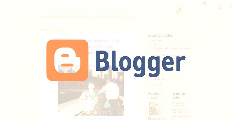 Filunik fait parler sur blogspot