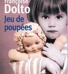 Poupée-fleur inventée par Françoise Dolto