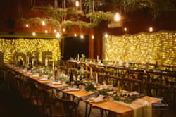 The Rustic Rabbit tables