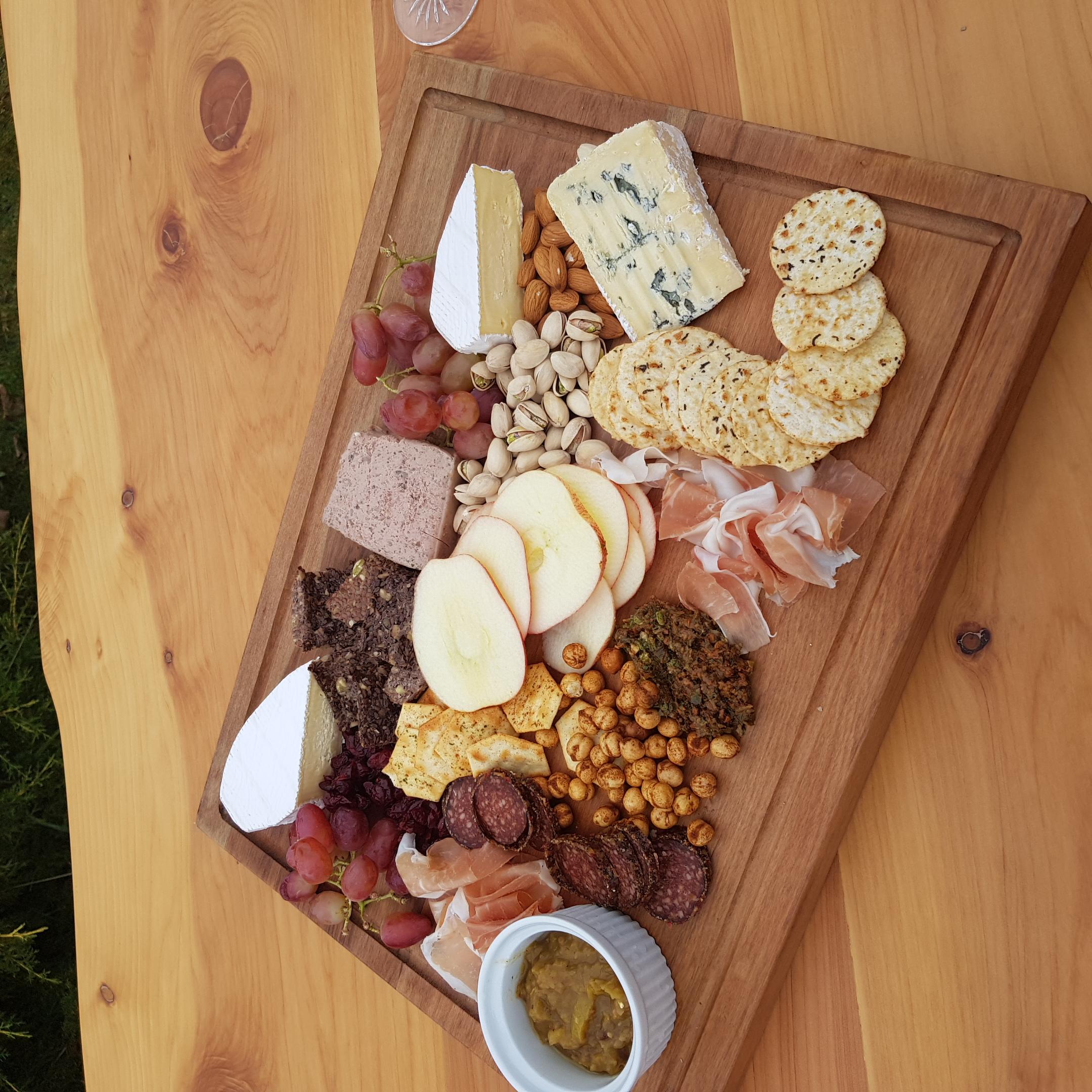 Platter boards