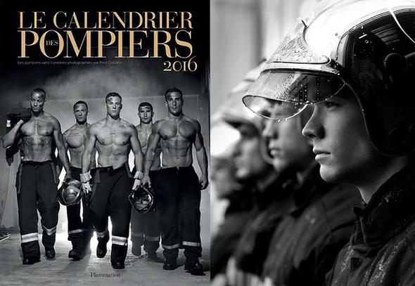 Самый горячий календарь 2016 года об огнеборцах