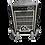 Thumbnail: Nexair™️ 5.0 🌪 - 5000 CFM Negative Air Machine Dual Motor
